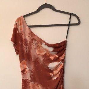 Bebe Stunning Spring Dress